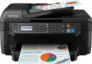 Impresoras multifunción tinta y laser Epson