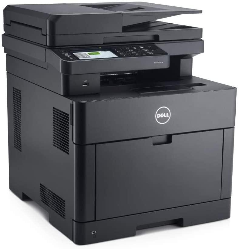 Impresoras multifunción laser y tinta Dell